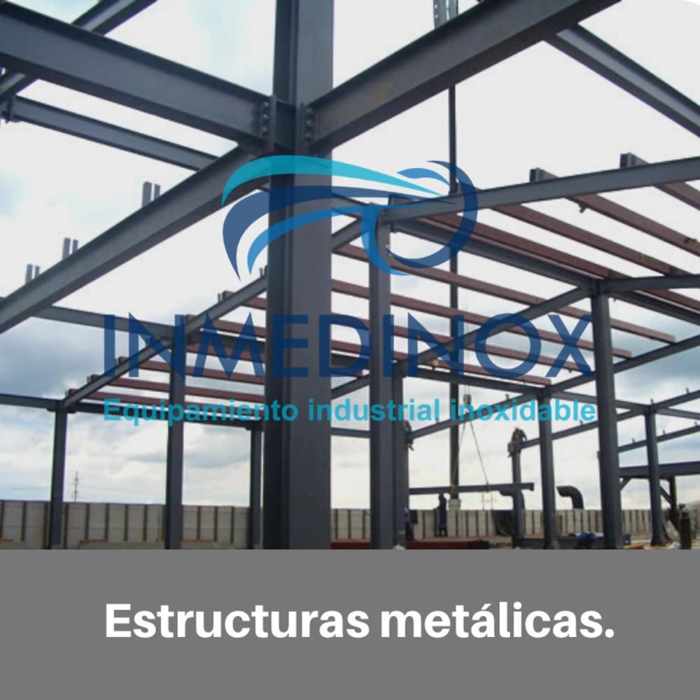 Estructuras metálicas medellin